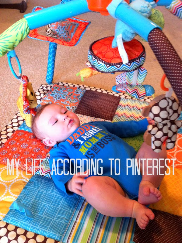 My Life According To Pinterest Infantino Deluxe Twist