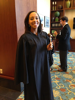 Two Montgomery Catholic Students Named Judges at YMCA Youth Judicial 1