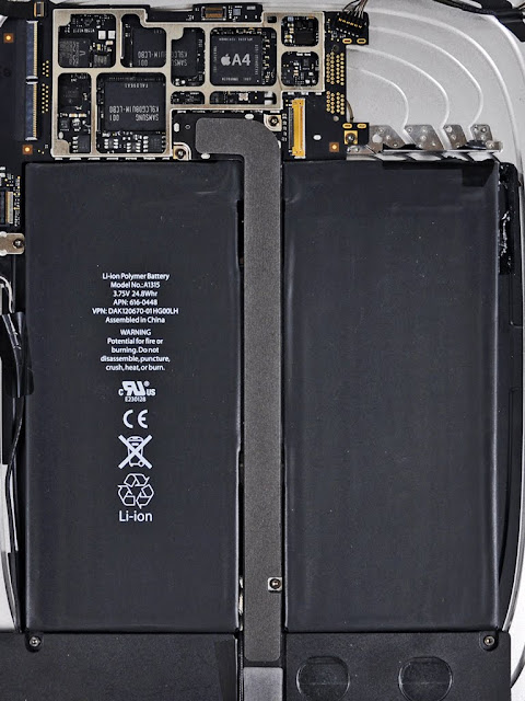 ipad internal picture