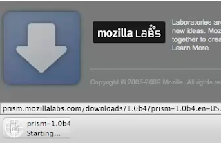 Download Mozilla Prism