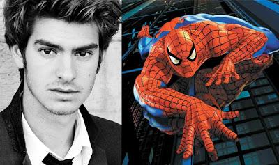 Foto Keren Andrew Garfield Spiderman