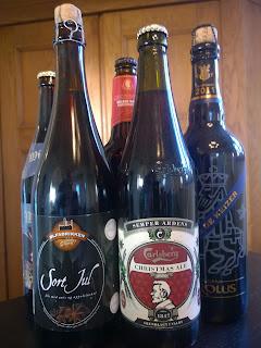 Vind disse 5 øl i Højt Skummendes jubilæums konkurrence.