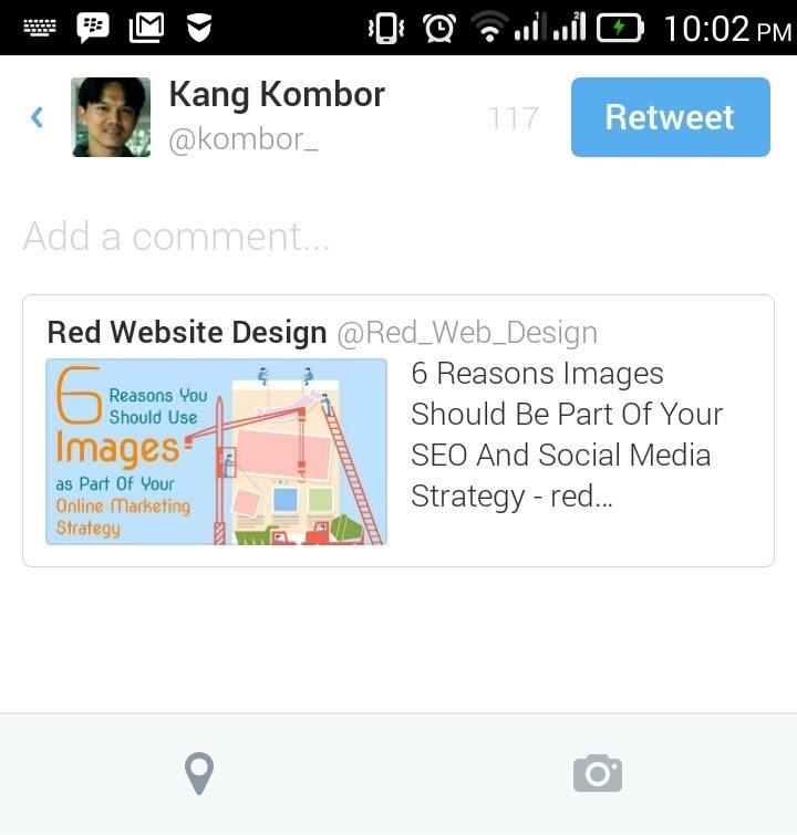Fitur Retweet Baru Twitter Sudah Diterapkan di Aplikasi Android Resmi