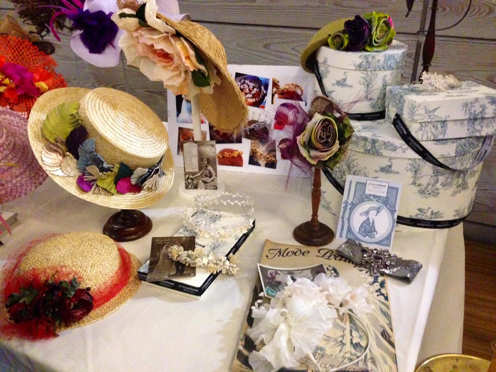 El Museo del Traje celebra de nuevo el día de la patrona de los sombrereros