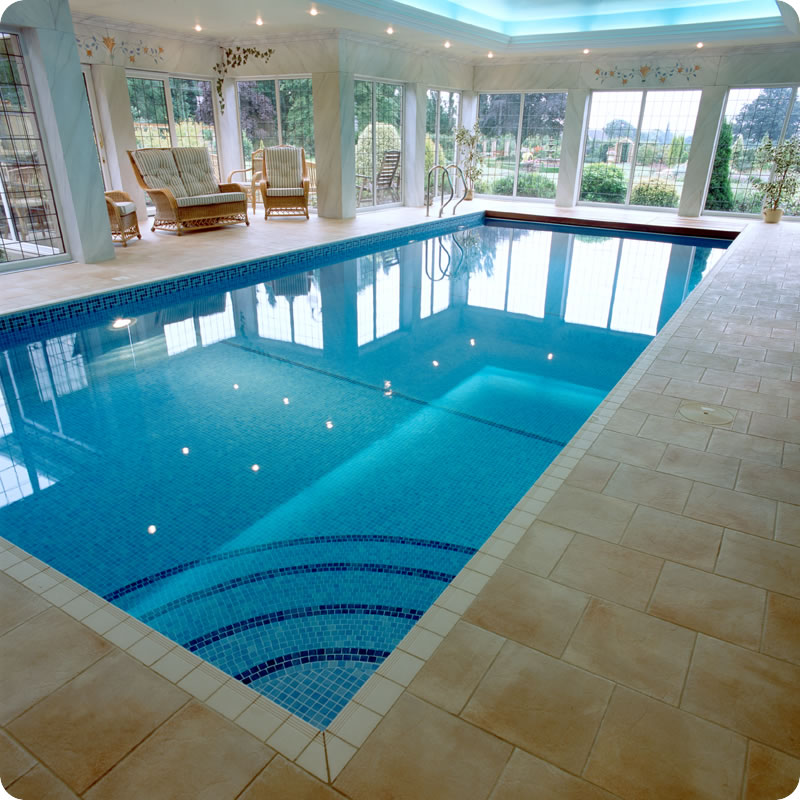 indoor inground pools images - reverse search