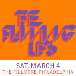 Flaming Lips Tix