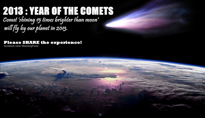 2013 Year of the Comets