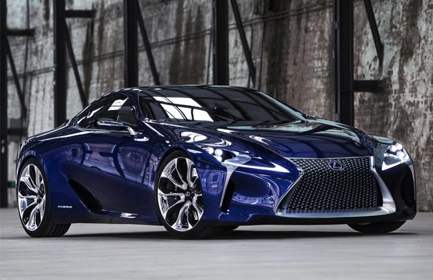 Gowheels.com: Lexus Wins Top Luxury Brand Award