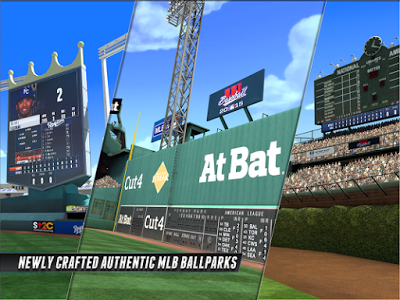 RBI Baseball 15 v1.05 Apk screenshot