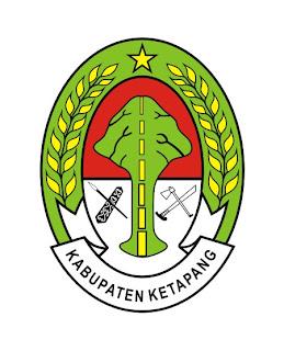 logovectorcdr logo kabupaten ketapang