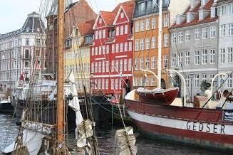 Göteborgista Kööpenhaminaan