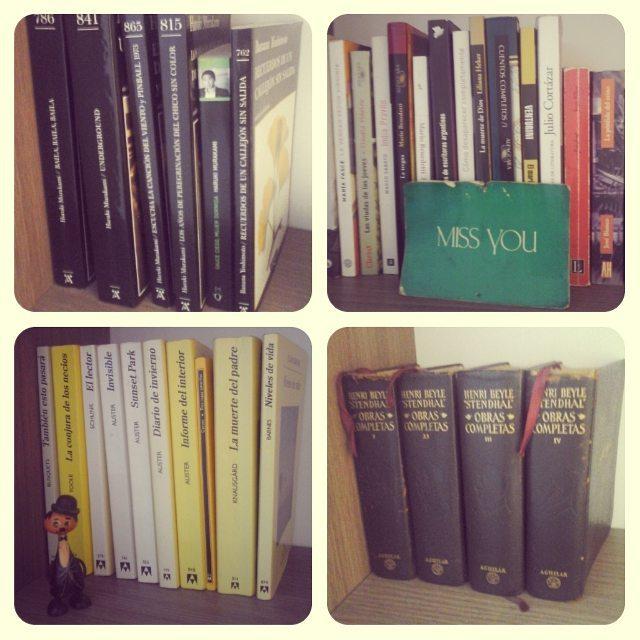 Mis libros...