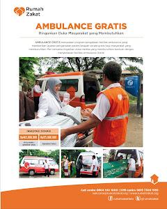 Ambulance Ringankan Duka (ARINA)