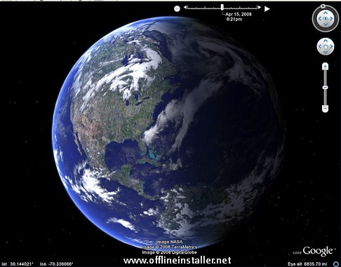 Google Earth Offline Installer free Latest for Windows, Mac, and Linux