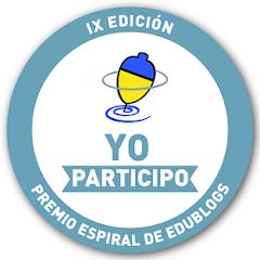 IX Premio Espiral Edublogs 2015
