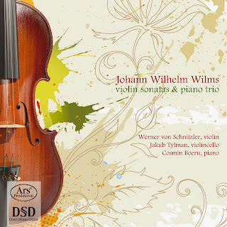 WILMS, J.W. - Violin Sonatas & Piano Trio in C major