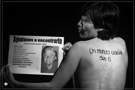 Desaparecidos y tatuados en la piel