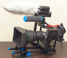 4K動画撮影機