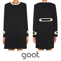 Catherine, Duchess of Cambridge  - GOAT Crepe Coat