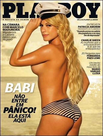 Playboy Brasil Abril