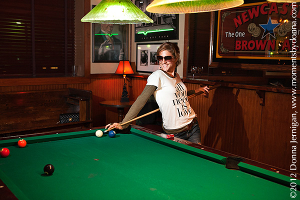ASOS All You Need Is Love T-shirt, Zara ripped jeans, Charlie 1 Horse cowboy boots, Chanel quilted purse, Gap T-Shirt, Thomas St. Tavern, the Queen City Style, Blinde Natural Born Thriller Sunglasses, Tiffany Interlocking Circles Ring, Moments by Donna, Donna Jernigan Photography, Inc., Charlotte NC Pool Hall, Foosball in Charlotte, NC