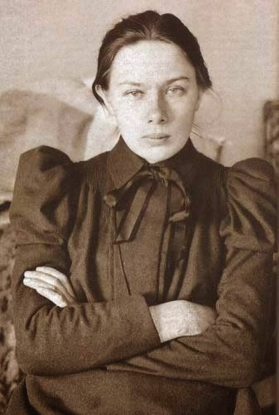 10 Female Revolutionaries That You Probably Didn't Learn About In History class - Nadezhda Krupskaya