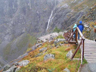 Estrada Trollstigen  - Noruega