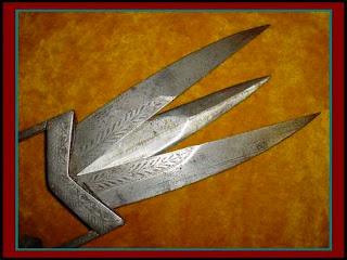 10 Senjata Tradisional Unik Di Dunia