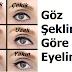 Göz Şekline Göre Eyeliner..