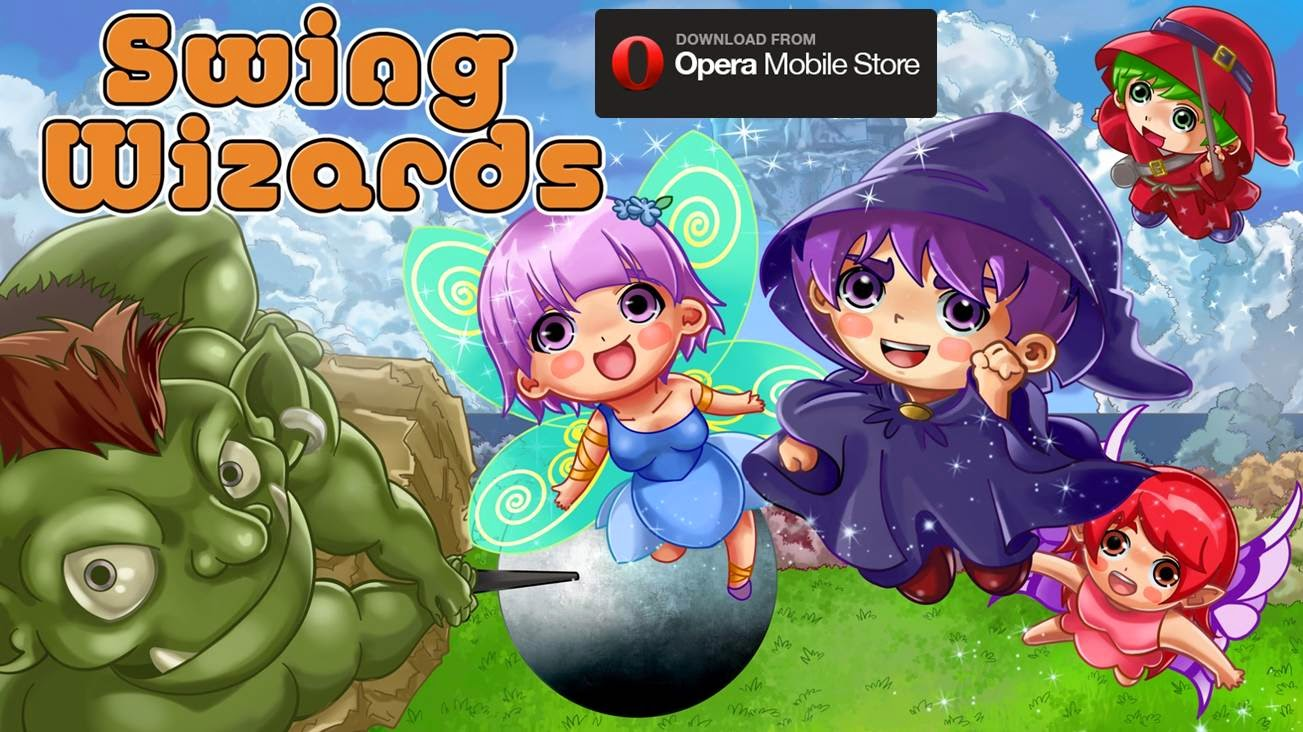Swing Wizards By Earth Little – Android App Review