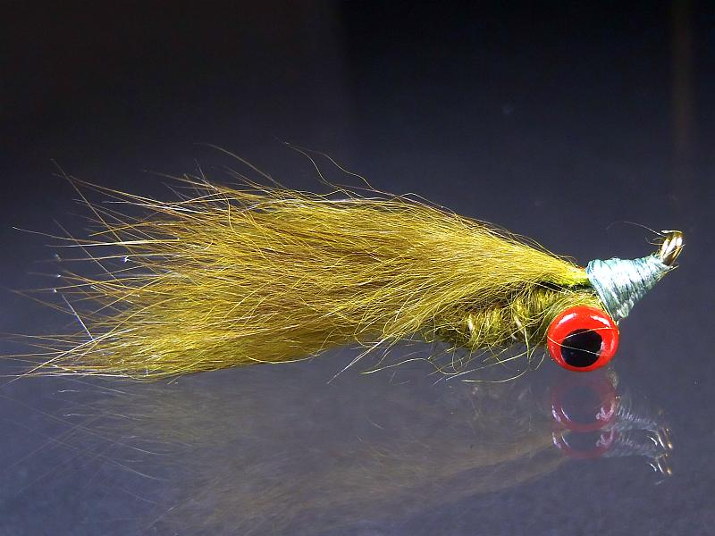 Jaime's Krazy Carper Carp Fly by Miles Christmas