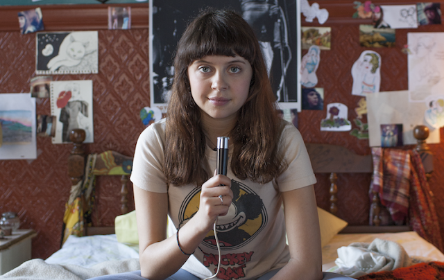 "Bel Powley gives a breakthrough performance in ""The Diary of a Teenage Girl"""