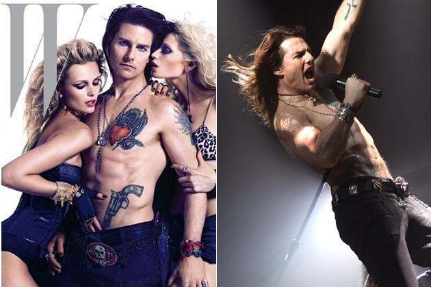 Tom Cruise Rock Of Ages Body