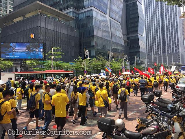 Bersih 4 brickfields