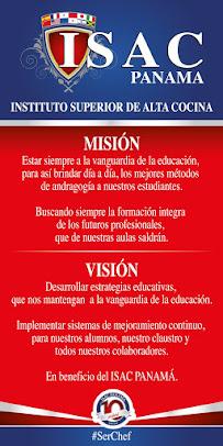 #SerChef ISAC PANAMA