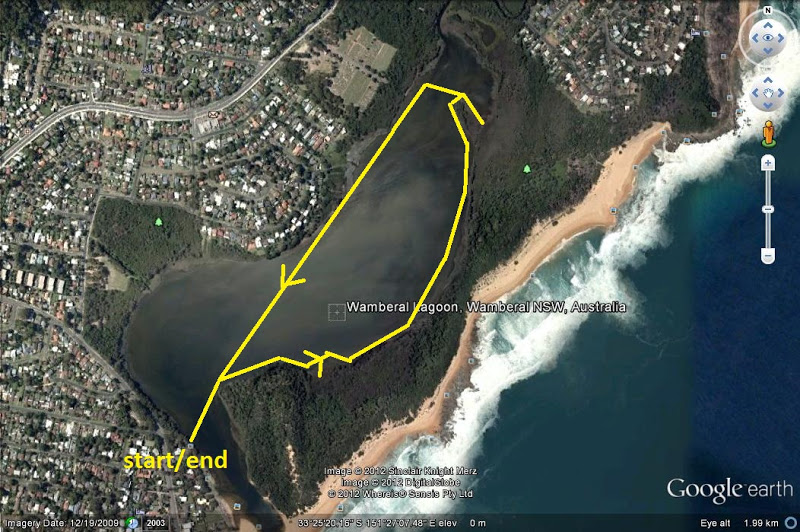 Wamberal (/ ˈ w ɒ m b ə r əl /) is a coastal suburb of the Central Coast region of New South Wales, Australia, just north of Terrigal. It is part of the Central Coast Council local government area and is located adjacent to the Wamberal Lagoon.