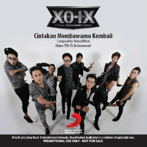 XO-IX – Cover Girl
