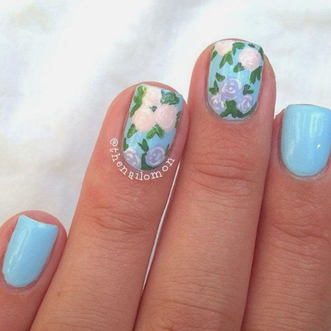 tendenze nail art autunno 2014