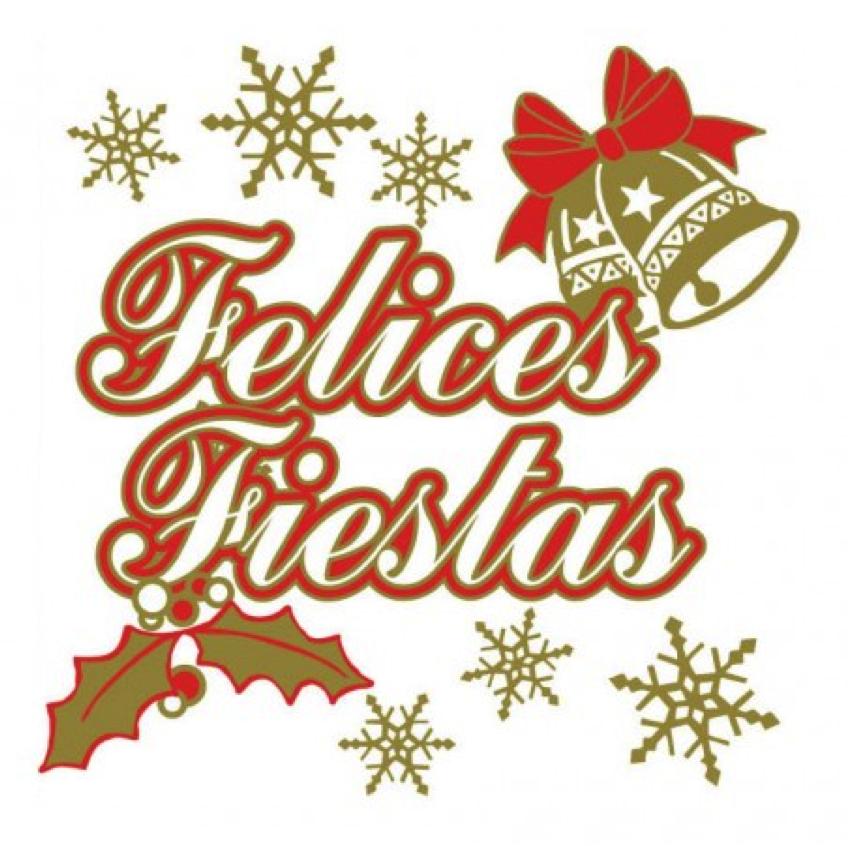 FELICES FIESTAS A TODOS Felices+Fiestas