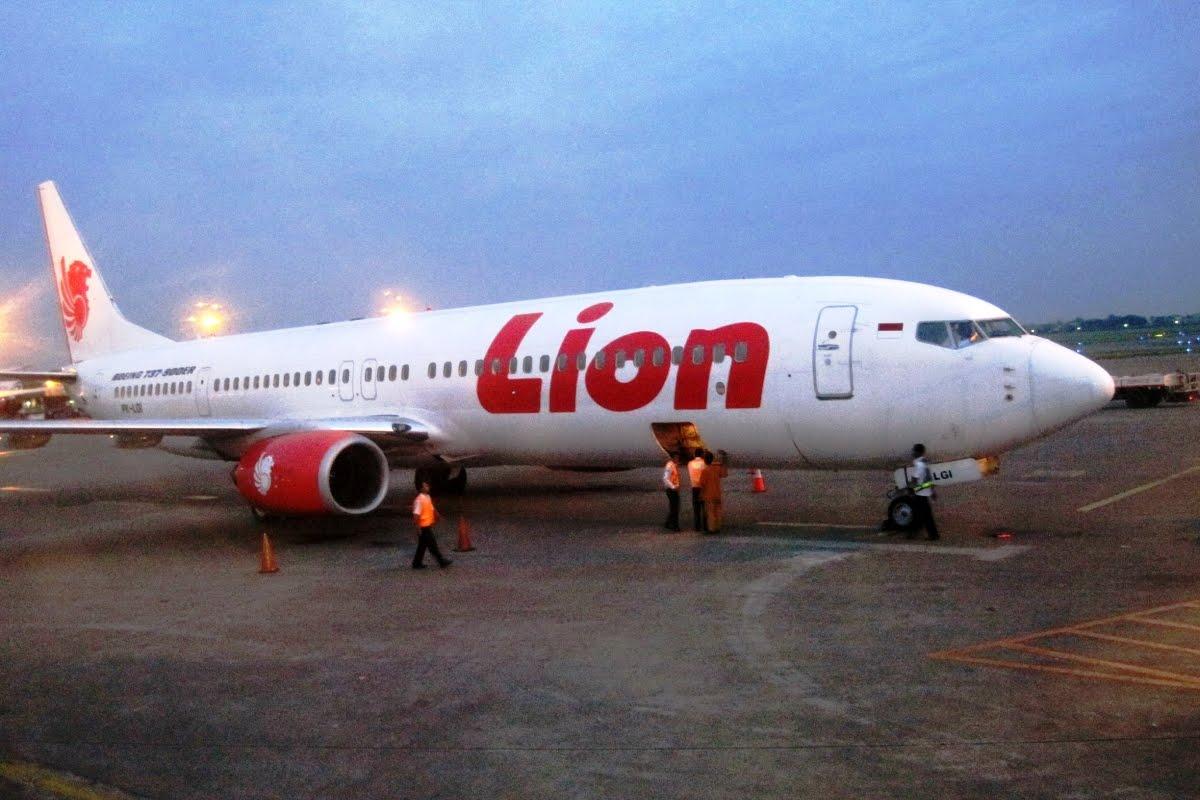 Lion Air Boeing 737-800ER