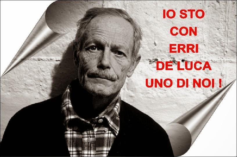 PROCESSO TAV: #IO STO CON ERRI DE LUCA