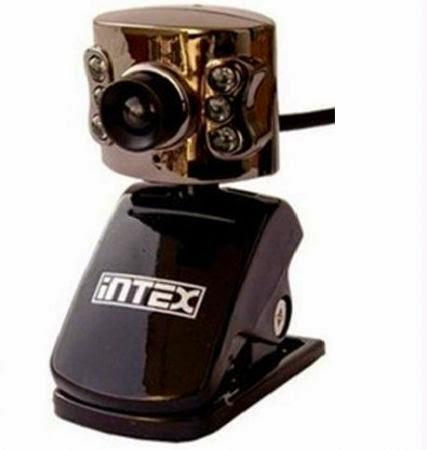 Intex webcam