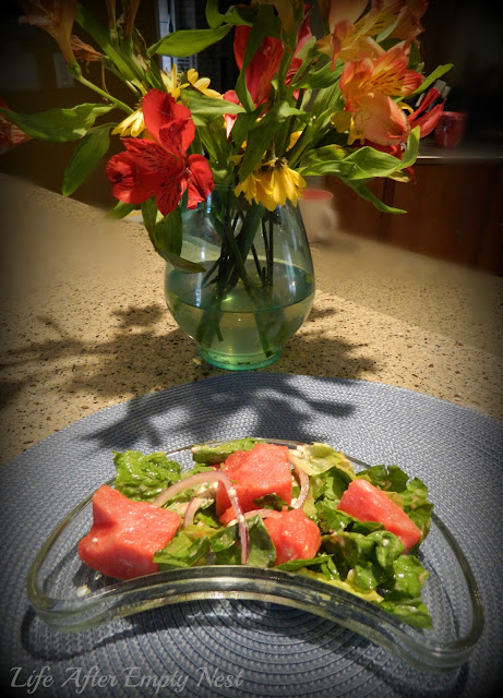 Watermelson Salad