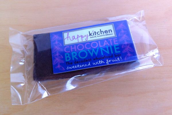 Happy Kitchen Chocolate Brownies gluten-free vegan