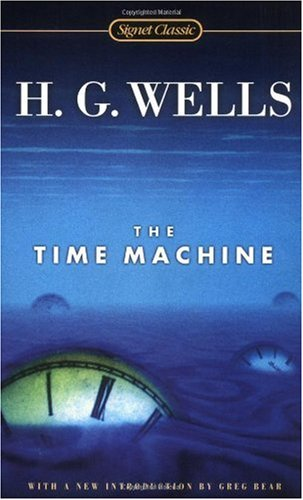 the concept of time travel in the novel the time machine by hg wells Hg wells' novel opens with the time traveler explaining his plans to  after he  has cleaned up and has eaten, he begins to tell them of his trip in time  i accept  the idea of the time machine, since that particular fantasy is.
