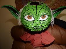 Piniata Mistrz Yoda - Gwiezdne Wojny