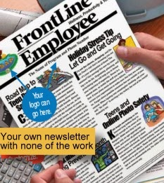 Your own internal newsletter without the work.