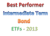 Best Performing Intermediate Term Bond ETFs May 2013