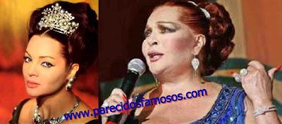 Sara Montiel antes y después