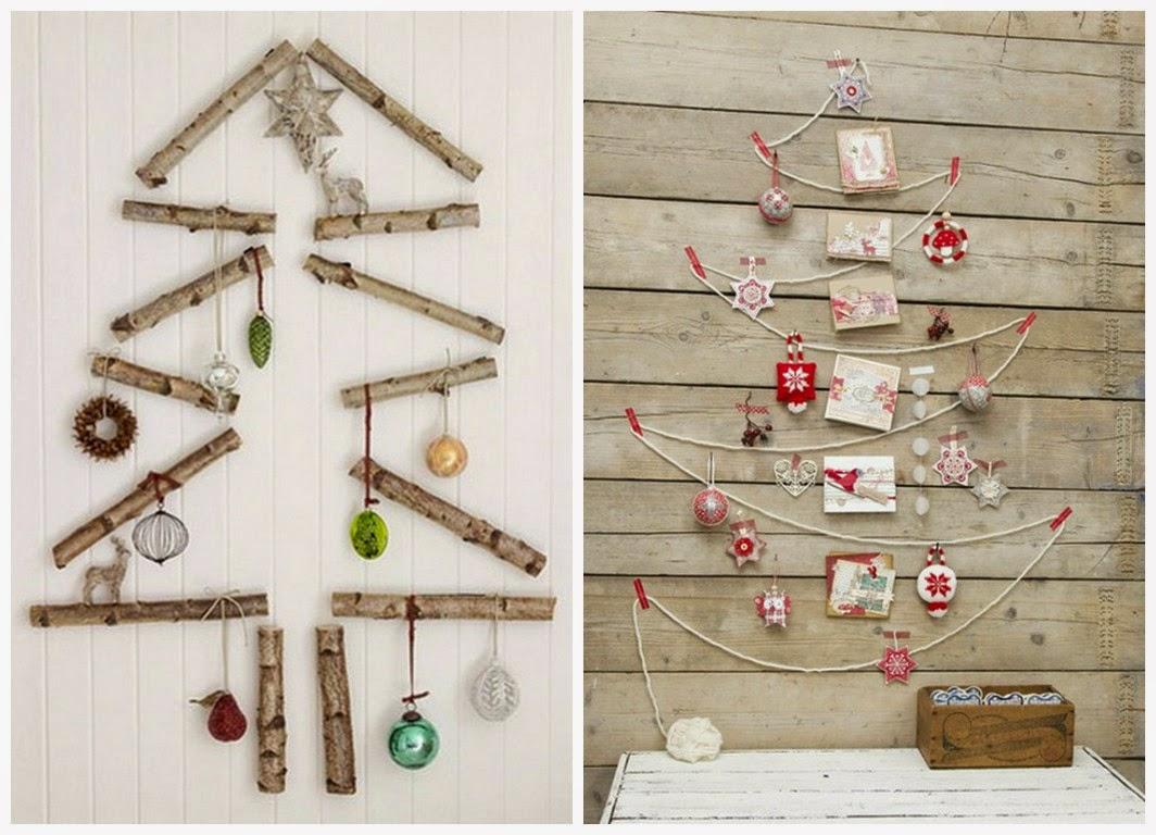 Feathers and lace decoraci n navide a parte 2 - Decoracion navidena para negocios ...